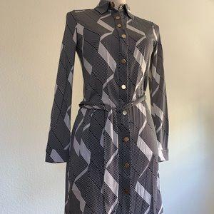 Diane Von Furstenberg Womens Dress Size O